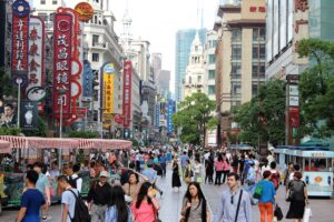 ความเจริญและความเสื่อมของเศรษฐกิจจีน:อยากอดีตถึงปัจจุบัน 13