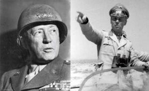 นายพล จอร์จ แพตตัน : เลือดและความกล้า