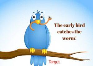 นกที่บินมาก่อนจับหนอนได้ : ข้อได้เปรียบของผู้เข้ามารายแรก