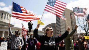 กระแสการขอแยกตัวกำลังพุ่งสูงในสหรัฐฯอเมริกา