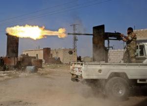 สงครามระหว่างตุรกีและซีเรีย : ศึกอิดลิบ