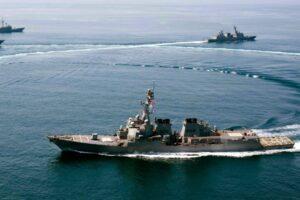 """สหรัฐ-จีนแค่""""เบ่งกล้าม""""ใส่กันในทะเลจีนใต้"""