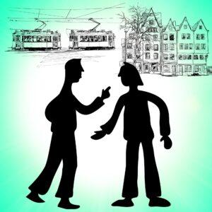 เพื่อนบ้านกลั่นแกล้ง ควรทำอย่างไร