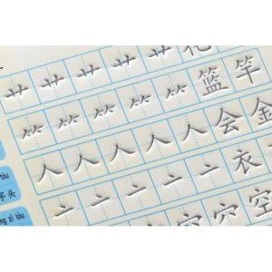 จิตรกรรม การ แกะสลัก และการเขียนอักษรจีน