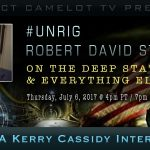 ROBERT DAVID STEELE: ON THE DEEP STATE & EVERYTHING ELSE #UNRIG