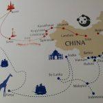 """รายการ """"เส้นทางสายไหม"""" (Silk Road)"""