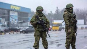 สถานการณ์ร้อนระอุที่ยูเครน