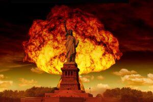 ท่าทีของสหรัฐฯต่อการเผชิญหน้ากับสงครามนิวเคลียร์