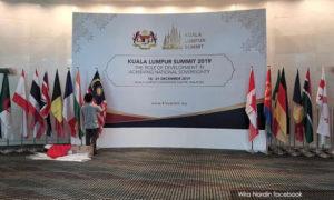 การประชุมสุดยอด KL 2019 เพื่อเผชิญกับการท้าทายที่มีอยู่ในโลกมุสลิม จบ